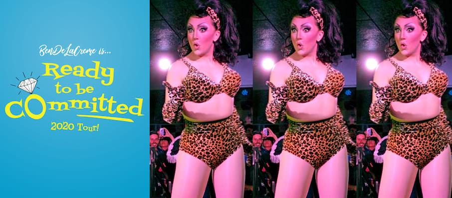 BenDeLaCreme at Sony Hall