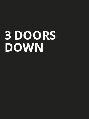 3%20Doors%20Down%20 at 14th Street Y Theater