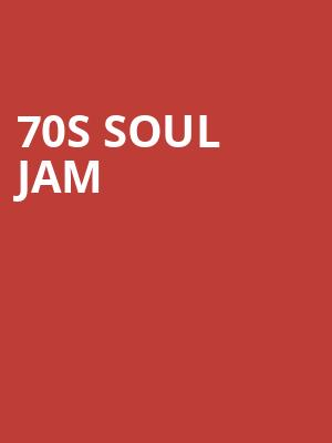 70s Soul Jam at Beacon Theater