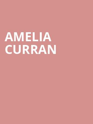 AMELIA CURRAN at The Producers Club