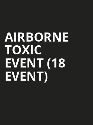 Airborne Toxic Event (18+ Event) at Bowery Ballroom