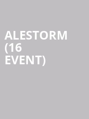 Alestorm (16+ Event) at Gramercy Theatre