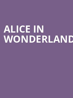 Alice in Wonderland at Players Theater