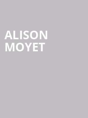 Alison%20Moyet at Grand Ballroom