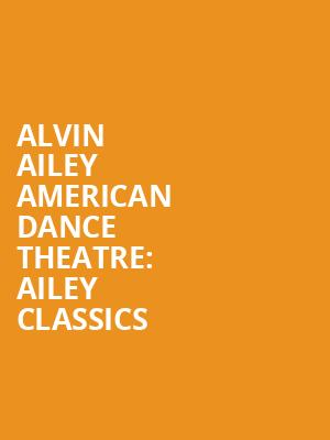 Alvin%20Ailey%20American%20Dance%20Theatre:%20Ailey%20Classics at New York City Center Mainstage