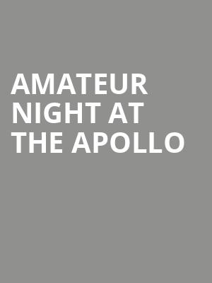 Amateur%20Night%20At%20The%20Apollo at Apollo Theater