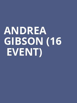 Andrea Gibson (16+ Event) at Gramercy Theatre