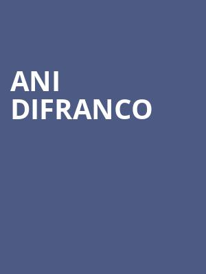 Ani%20DiFranco at Town Hall Theater