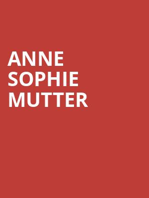 Anne%20Sophie%20Mutter at Avery Fisher Hall