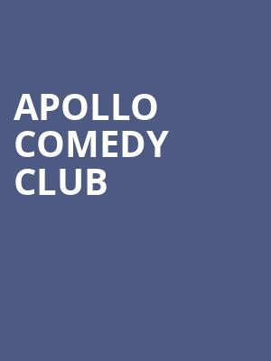 Apollo Comedy Club at Apollo Theater