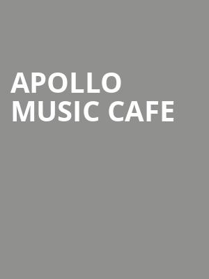 Apollo Music Cafe at Apollo Theater