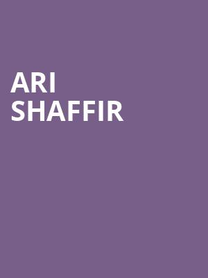Ari Shaffir at Skirball Center for the Performing Arts
