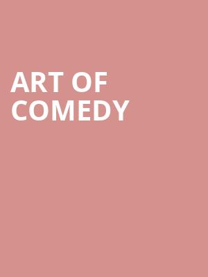 Art of Comedy at Sony Hall