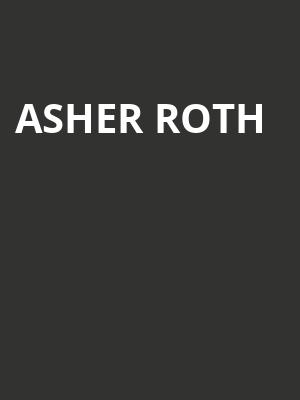 Asher%20Roth at Gramercy Theatre