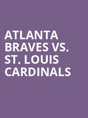 Atlanta%20Braves%20vs.%20St.%20Louis%20Cardinals at La MaMa Theater