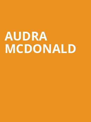Audra%20McDonald at Avery Fisher Hall