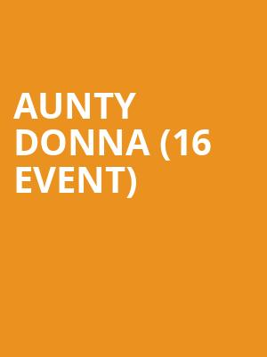 Aunty Donna (16+ Event) at Gramercy Theatre