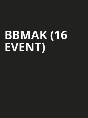 BBMak (16+ Event) at Gramercy Theatre