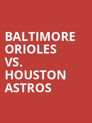 Baltimore%20Orioles%20vs.%20Houston%20Astros at 14th Street Y Theater