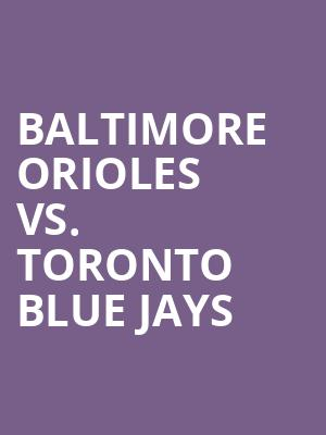 Baltimore%20Orioles%20vs.%20Toronto%20Blue%20Jays at 13th Street Repertory Theater