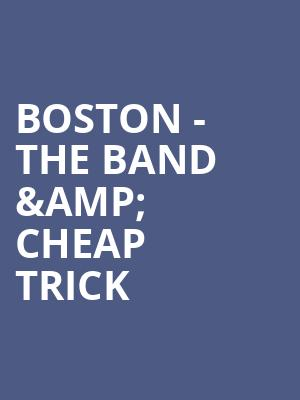Boston - The Band %26 Cheap Trick at Nikon