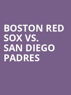 Boston%20Red%20Sox%20vs.%20San%20Diego%20Padres at 14th Street Y Theater