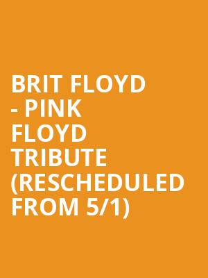 Brit Floyd - Pink Floyd Tribute (Rescheduled from 5/1) at Beacon Theater