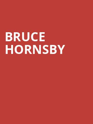 Bruce Hornsby at Tarrytown Music Hall