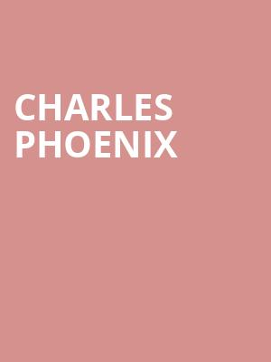 Charles Phoenix at Gramercy Theatre