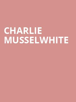 Charlie Musselwhite at Allen Room