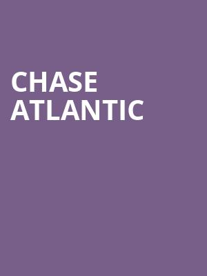 Chase Atlantic at Gramercy Theatre