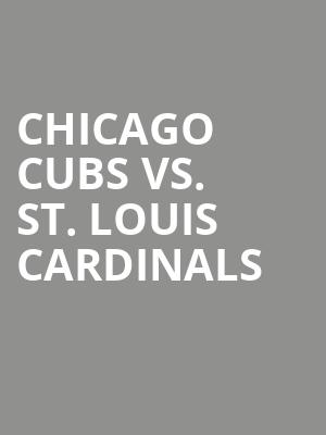 Chicago%20Cubs%20vs.%20St.%20Louis%20Cardinals at La MaMa Theater