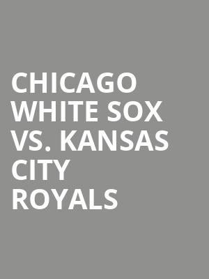 Chicago%20White%20Sox%20vs.%20Kansas%20City%20Royals at Wings Theater