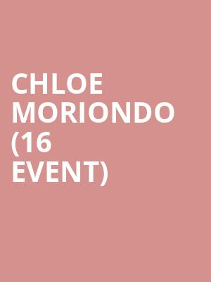 Chloe Moriondo (16+ Event) at Mercury Lounge