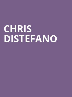 Chris Distefano at Prudential Hall