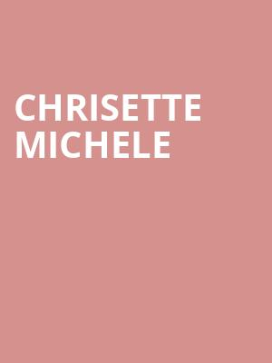 Chrisette Michele at Sony Hall