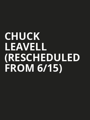 Chuck Leavell (Rescheduled from 6/15) at Gramercy Theatre