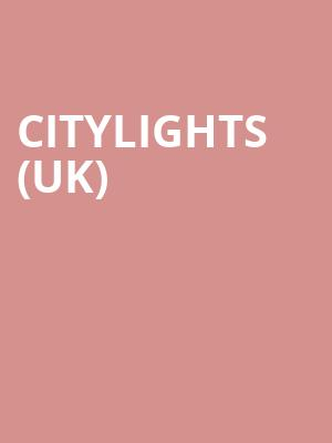 CityLights (UK) at The Producers Club