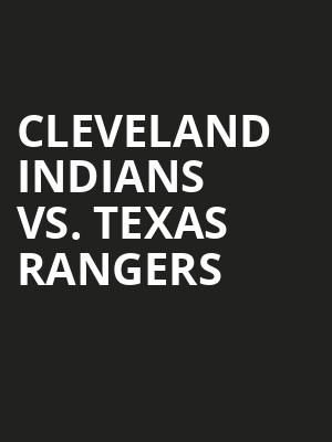 Cleveland%20Indians%20vs.%20Texas%20Rangers at 14th Street Y Theater