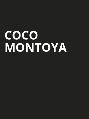 Coco Montoya at Iridium Jazz Club