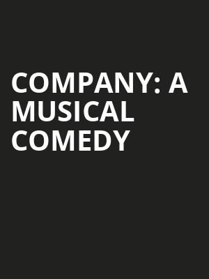 Company: A Musical Comedy at Bernard B Jacobs Theater