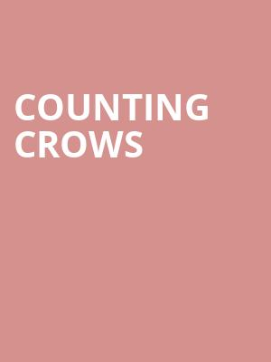 Counting%20Crows%20 at Hammerstein Ballroom