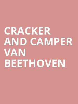 Cracker and Camper Van Beethoven at Sony Hall