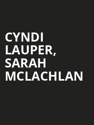 Cyndi%20Lauper,%20Sarah%20McLachlan%20 at Beacon Theater