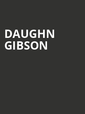 Daughn Gibson at Concert Hall At Suny Purchase