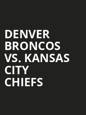 Denver%20Broncos%20vs.%20Kansas%20City%20Chiefs at Jane Street Theater