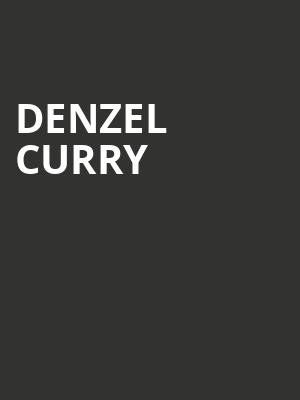 Denzel Curry at Gramercy Theatre