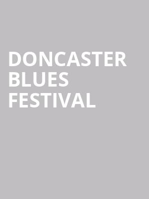 Doncaster Blues Festival at George Street Playhouse