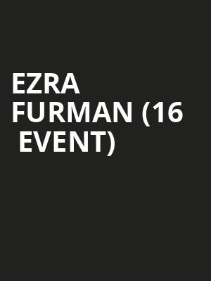 Ezra Furman (16+ Event) at Webster Hall