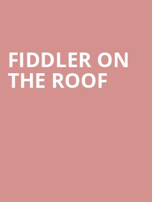 Fiddler On The Roof at Stage 42